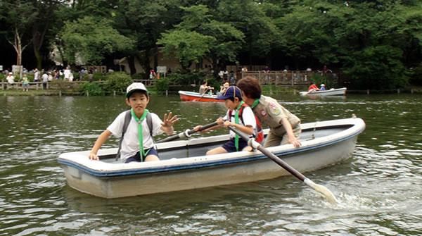サイクリング&ボート