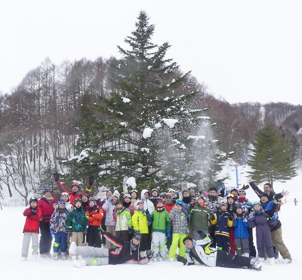スキーキャンプ2018